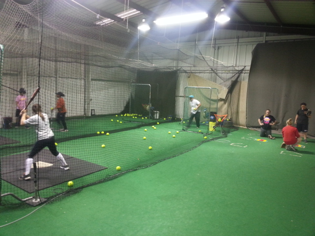 Indoor Training Facility